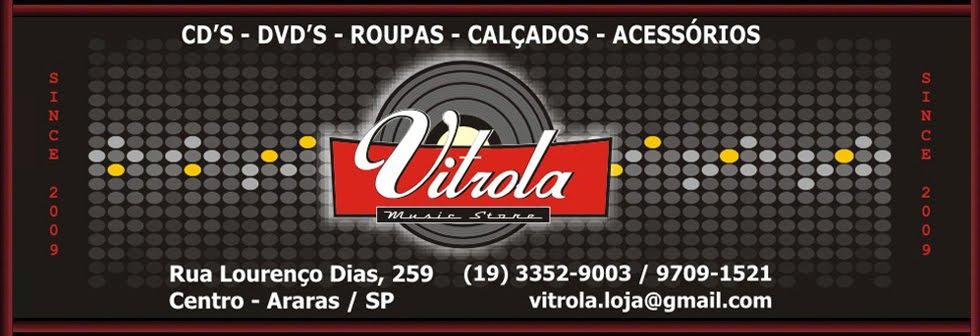 VITROLA music store