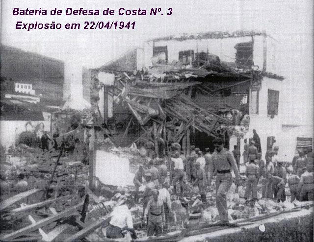 BATERIA DE DEFESA DA COSTA