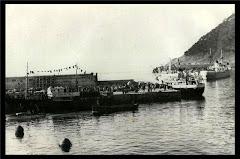 Porto de Pipas com muito movimento