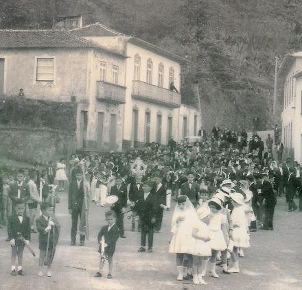 Coroação na Vila Nova