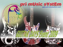 GUITAR DAYS Event 2009