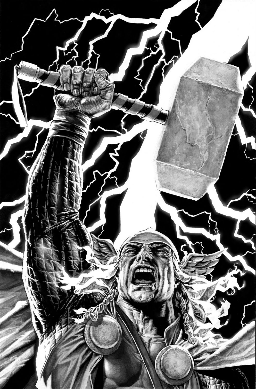 Thor by Low Dell Otto