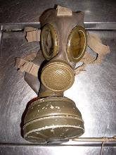 Mascara de Gas Alemana