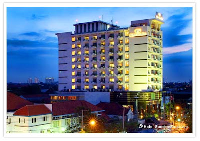 Santika Surabaya - About Santika Hotel Group