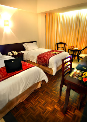 Swiss Belhotel Borneo Accommodation type Executive Club Room