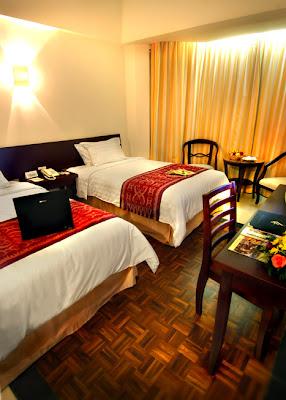 Swiss Belhotel Borneo Accommodation type Executive Club Room