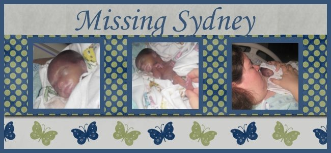 Missing Sydney
