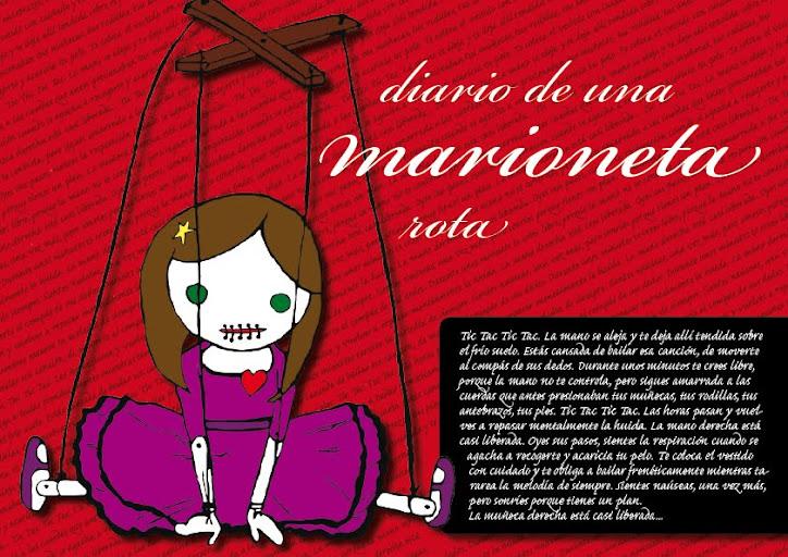 Diario de una marioneta rota