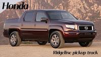 Ridgeline Pickup Truck