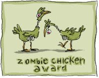 Zombie Chicken