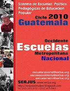 Ciclo 2010 Sistema de Escuelas de Educación Popular
