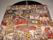 The BOOK Of TALIESYN- DEEP PURPLE