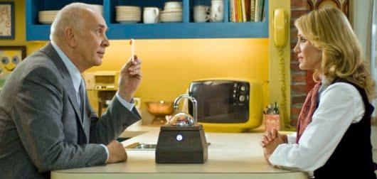 Frank Langella y Cameron Diaz en 'La caja mortal'
