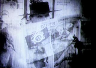 El actor Erwin Biswanger en una de las escenas recuperadas de 'Metrópolis'