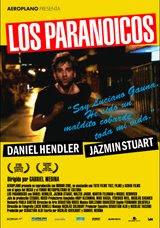 Afiche de 'Los paranoicos'