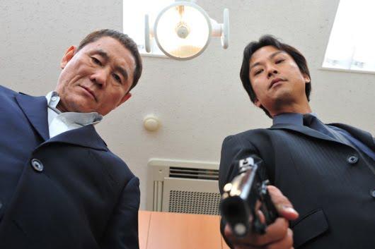 Takeshi Kitano en 'Outrage', una de las películas que se verán en el festival