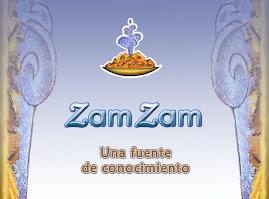 EL PROYECTO DE ZAMZAMWEB