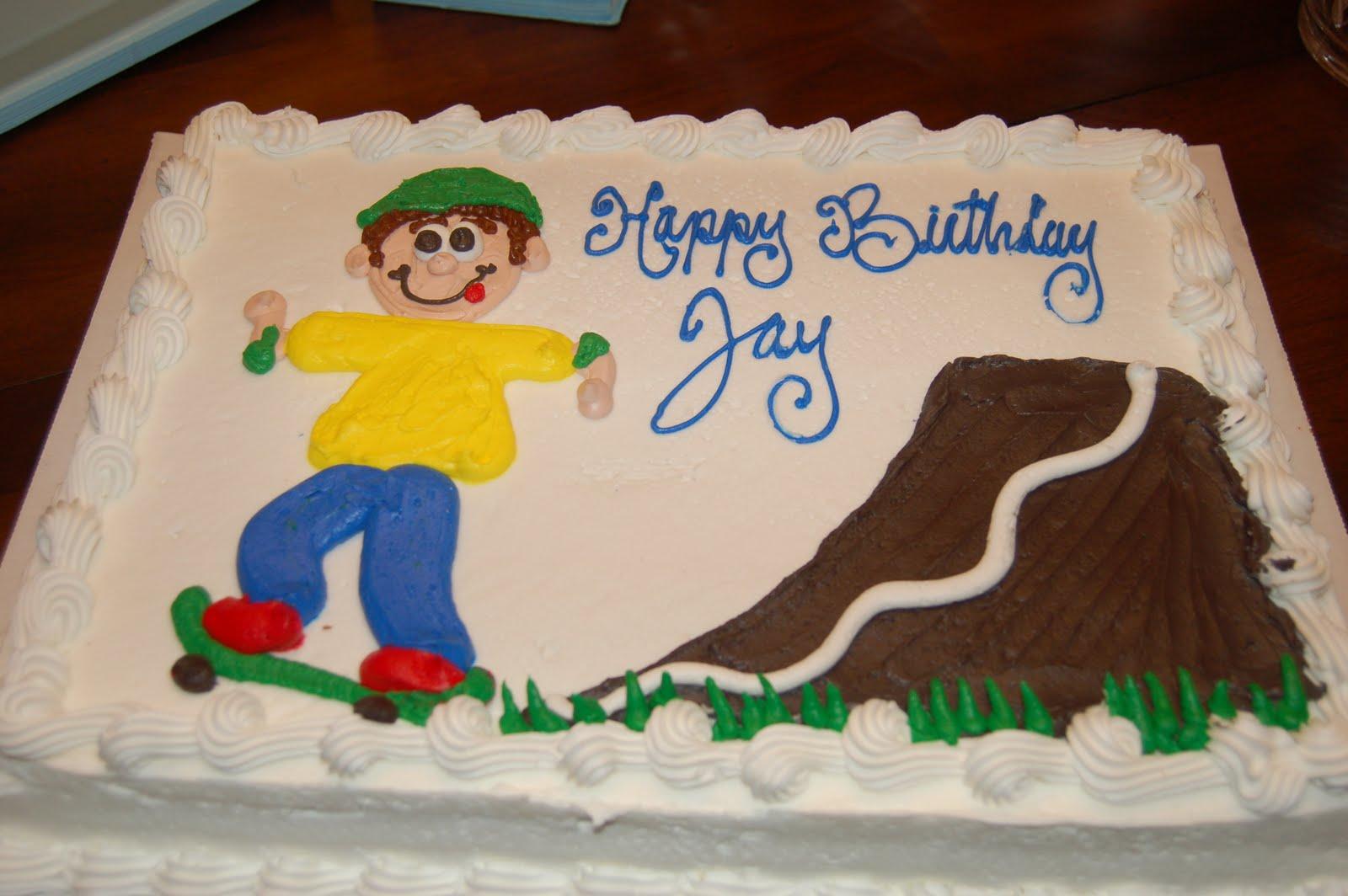 The Hinderks Family Happy Birthday Jay