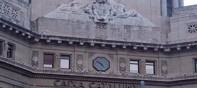 Las espa as una corona varios reinos escudos for Oficina caixa catalunya barcelona