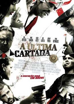 Filme A Última Cartada DVDRip RMVB Legendado
