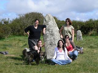 Cornwall Stone Circle