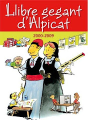 Llibre Gegant d&#39;Alpicat
