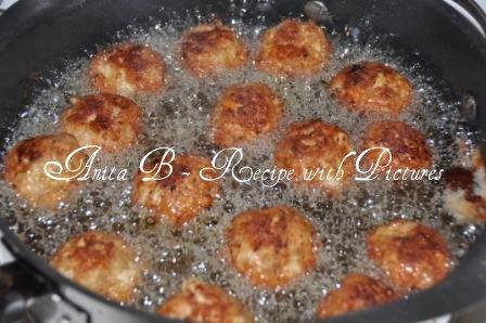 Hungarian Meat Balls
