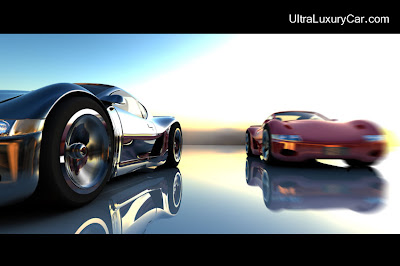 Luxury Car: Ultra Lu