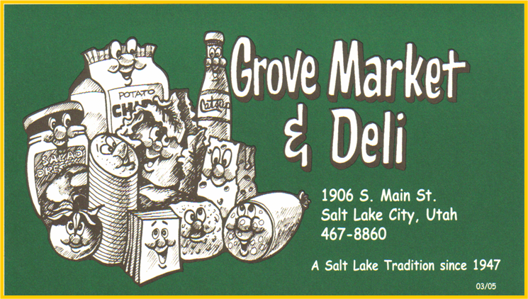 Grove Market and Deli - Sandwich Size Matters