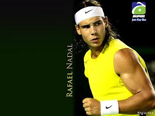 Fond d'écran Rafael Nadal