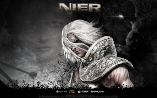 Fonds d'écran  Nier Xbox live pc wallpaper