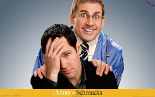Steve Carell dans Dinner for Schmucks Wallpaper