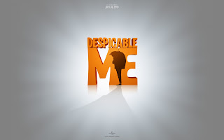 Fond d'ecran Despicable Me Wallpaper photo
