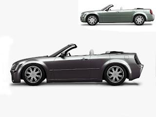 Fonds d'écran voiture 300C v.2