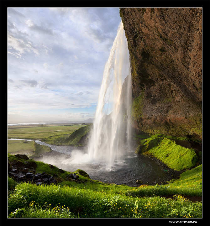 Unbelievable Nature of Iceland