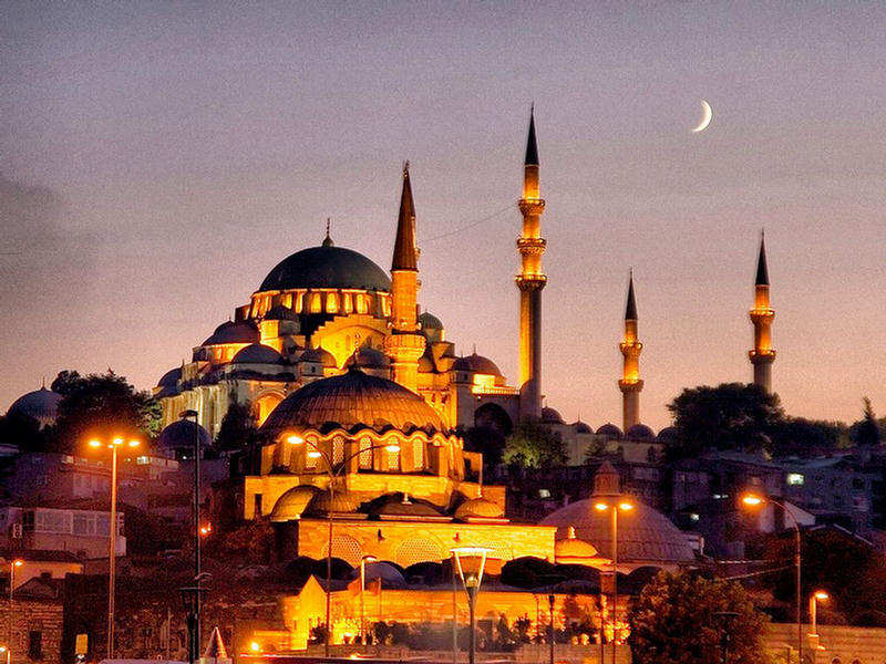 Most Beautiful Places In Istanbul Turkey