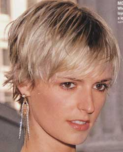 Pixie Short Haircut