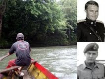 Mayat Pasukan SAS Regiment ditemukan di Kalimantan