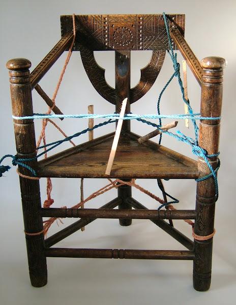chair under stress piece