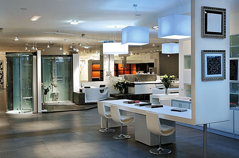 Real estate, House and Home: Beauty salon designs