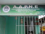 Sede provisória da A.A.P.N.E. FUNDADA EM 03/06/2010