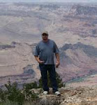 Al at the Grand Canyon