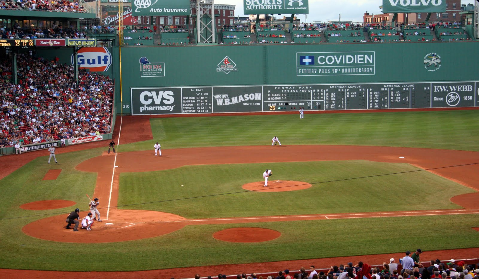 fenway park and parks - photo #26