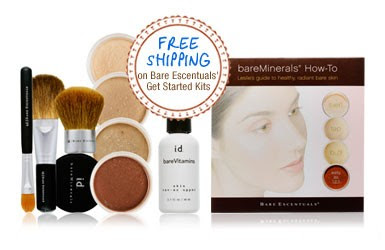 getstarted Guest Post: BareMinerals Get Started Kit