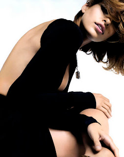 eva1 Eva Mendes Is The New Face Of CK Fragrance