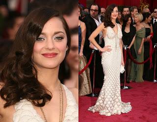 MarionCotillard Oscars 2008 Red Carpet Recap