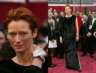 tildaswinton Oscars 2008 Red Carpet Recap