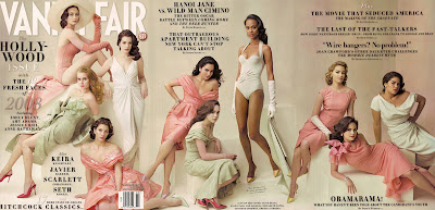 vanityfair hollywood2 0208 Vanity Fair Hollywood Issue 2008