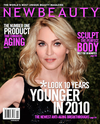 NewBeauty+cover Spoiled Pretty Featured in NewBeauty Magazine!