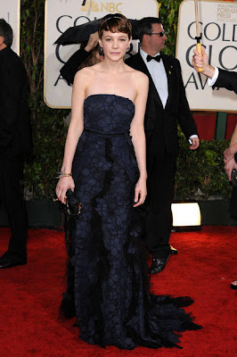 Carey Mulligan 67th Annual Golden Globe Awards Golden Globes Gorgeous 2010: Carey Mulligan